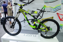NS Bikes' New Downhill and Enduro Rigs - Eurobike 2013