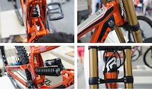 Prototypes, New Parts, and More - Eurobike 2013