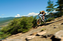 Big Mountain Enduro #4: Durango - JHK and Krista Park Take the Weekend
