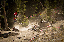 Day 3 Downhill - Kamikaze Games - Mammoth