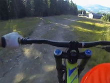 Video: Hafjell World Cup Course Helmet Cam