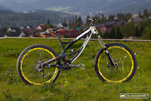 BULLS Wild Core Prototype - Hafjell World Cup