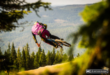 Video: Hafjell DH Practice