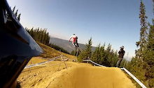 This Is Peaty - Hafjell Drift Helmet Cam Run