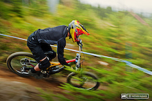 Colorwash - DH World Cup 5 - Norway
