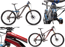 Interbike Preview: Two Carbon Bikes from Ellsworth
