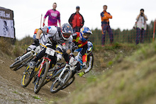 Live-webcast of the UCI Mountain Bike Downhill World Cup & UCI Four-Cross World Championships in Saalfelden Leogang!