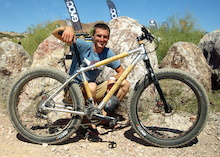 Boo Bicycles: Bamboo Hardtails - Interbike 2013