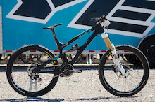 Jared Graves' Yeti SB66C - Interbike 2013
