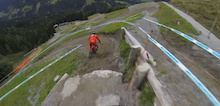 Video: Course Preview - Leogang DH World Cup
