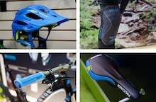 Fly Racing, 7iDP, and Ergon - Interbike 2013
