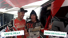 This Is Peaty - Leogang Drift Helmet Cam Run