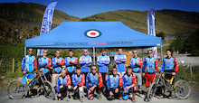 RAF DH Team wins the 2013 CSR DH Series