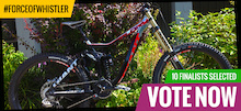 Vote Now - #forceofwhistler Contest Top 10 Finalists