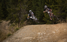 Video: David Mcmillan & Matt Walker Hafjell Whips