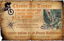 Chasse au Tresor - October 12