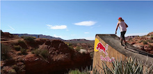 Red Bull Rampage 2013: Day One with Kelly McGarry