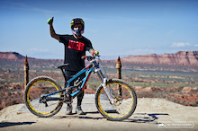 Red Bull Rampage 2013: Andreu Lacondeguy's YT Industries Tues 2.0