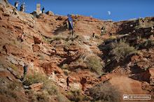 Tyler McCaul POV Footage: Red Bull Rampage 2013