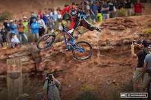 Video Round Up: Winning Runs and Huge Sends from Red Bull Rampage