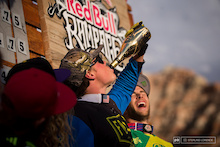 Video: Kyle Strait Winning Rampage Run!