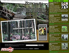 Transition Bikes Launches 2007 Website