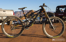 Red Bull Rampage 2013: Thomas Genon's Canyon Torque DHX