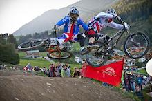 4X World Championships 2014 - Leogang, Austria