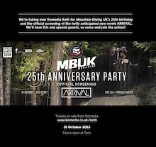 Arrival - MBUK 25th Anniversary Party!