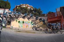 Video: GoPro - Combing Valparaiso's Hills