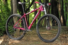 Riding Pink - Bike Auction