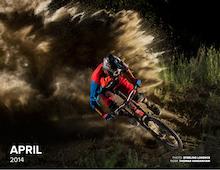 2014 Pinkbike Calendar - Pre-Order Now