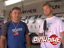 Hayes/Sun Ringle Interbike 2006 Video