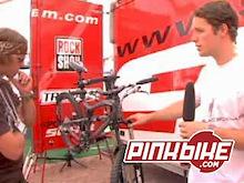 SRAM/Rockshox Interbike  2006 Video