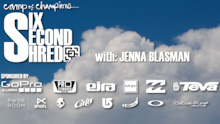 Share Like and Win - Six Second Shred - Jenna Blasman