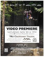 Kamloops' Arrival Premiere