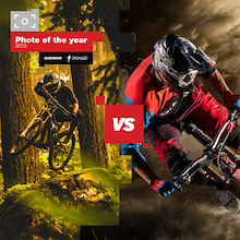 LAST DAY TO VOTE: Specialized Photo of the Year Powered by SRAM - Five Minutes with the Finalists