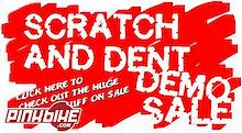Huge Demo Sale Starts Thursday - TODAY!