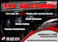 """The Side Show"": with the Rocky Mountain Fro Riders, Wade, Richie and Thomas"
