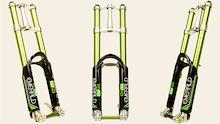 DVO Emerald前叉 - 從概念到成品