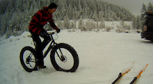 Video: Fat Bike Freeriding