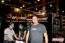 Interbike 2006 Ergomo Winner