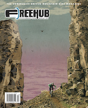 Freehub Magazine Winter Vol. 4.3