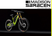 Madison Saracen Development Race Team 2014