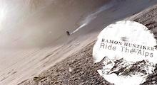 Video: Ramon Hunziker Rides the Alps