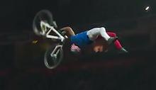 Must See: Superman Double Backflip on a Mountain Bike