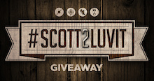 Win a Carbon Spark 720 Full Suspension Scott #SCOTT2LUVIT