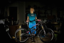 Hannah Barnes Joins Yeti Cycles UK