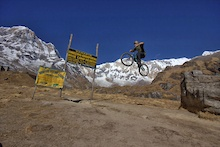 Video: Annapurna Base Camp... On a Bike