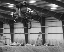 Video: Chromag - Reece Wallace Burlington Bike Park